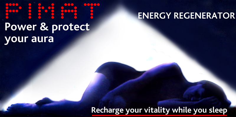 PIMAT Power & protect your aura